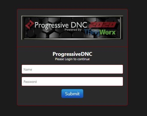 PDNC2020Login