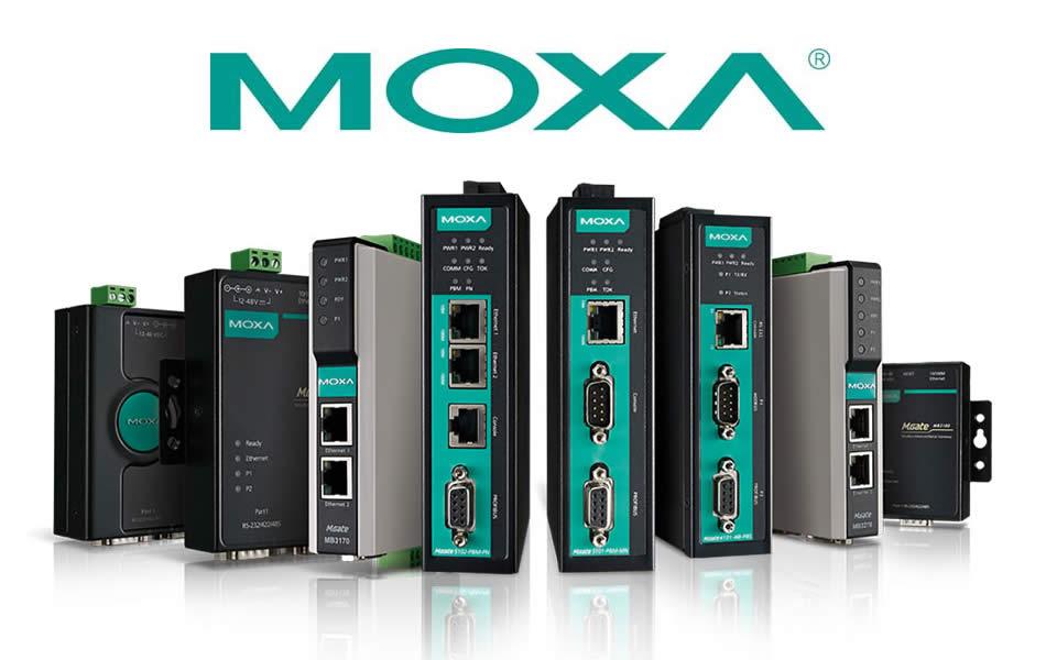 Moxa Hardware
